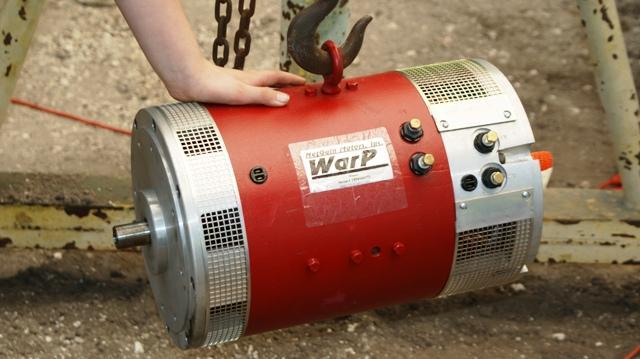 WarP Motors