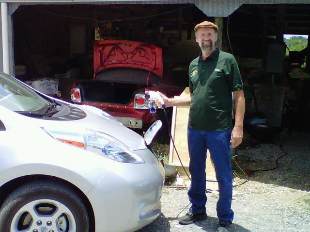 Charging, Steve Clunn, EV Conversions