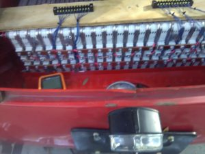 hooking up batteries