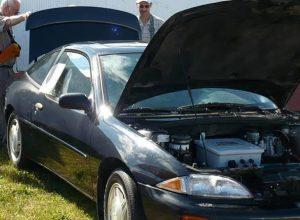 Mark car