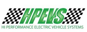 HPEVS Logo signage