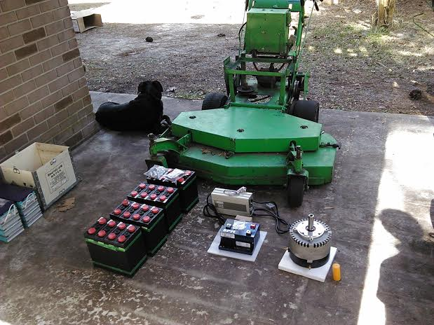 Lawn mower Parts for AD