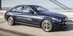 Merchedes C350 Plug in Hybrid