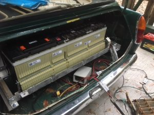 batteries IN the car