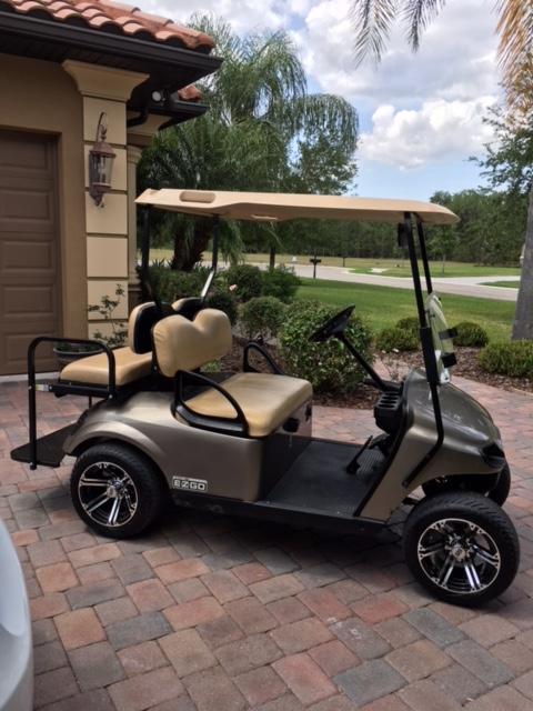 Golf Cart Upgrades And Repair Greenshedconversions