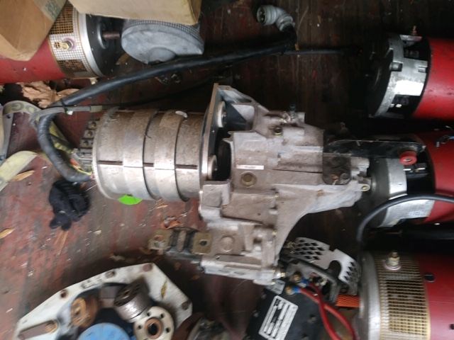 ACpropultion motor for sale 1