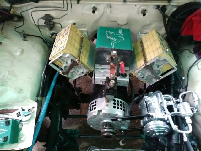 Motor Compartment