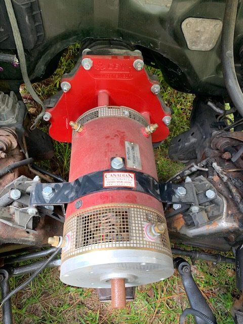 Gr 2001 S10 motor